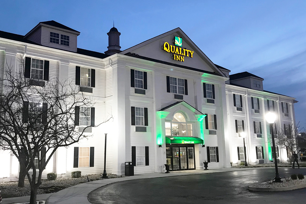 Quality Inn Richmond hotel
